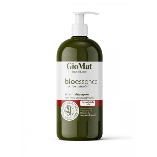 Bioessence Serum Shampoo - Trattamento ricostruzione capelli.
